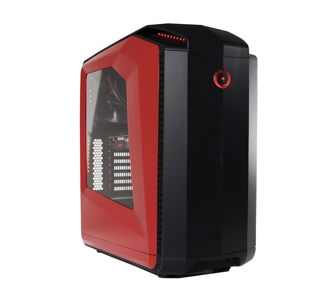 Origin PC MILLENNIUM RED I5 6402P 1050TI 8GB LC Tower